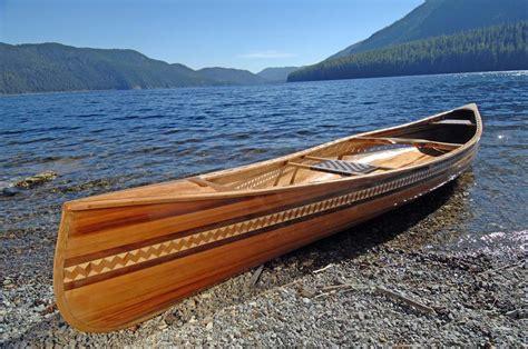 canoes origin wooden canoe how to diy building plans boat
