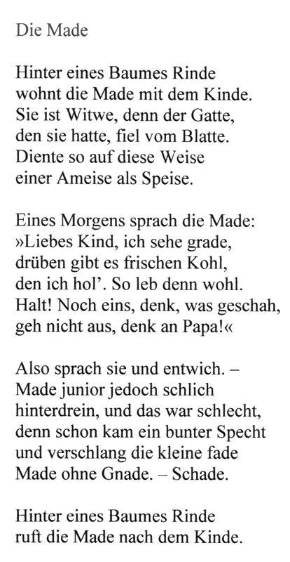 Heinz Erhardt Gedichte Herbst 5528 by Die Unteroffizier Vereinigung Hamb 252 Hren E V Gr 252 Nkohl 2009