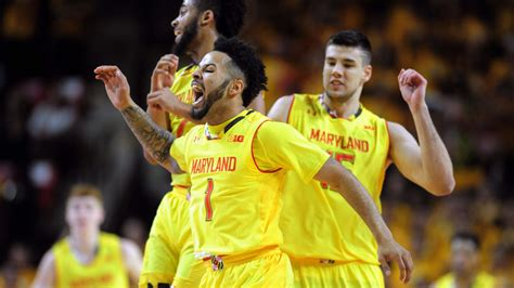 ohio state bench jaylen brantley led maryland basketball s bench in