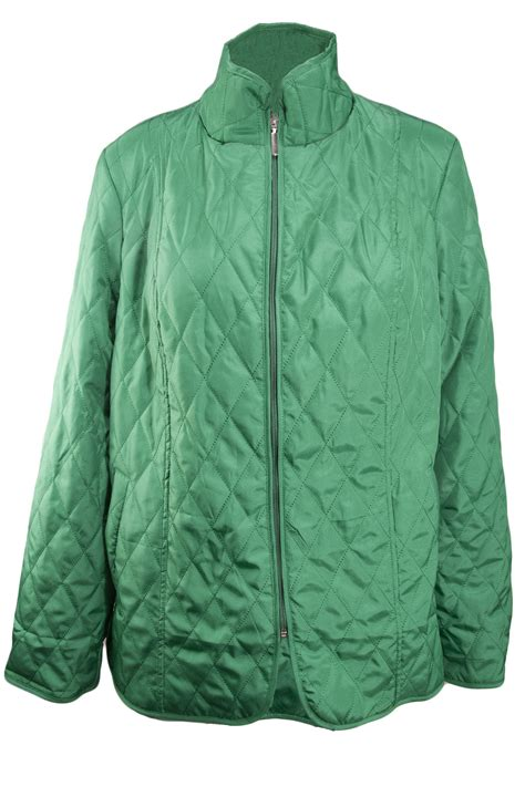 plus lightweight quilted jacket ebay
