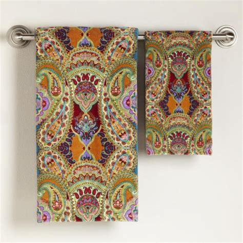 printed bath towels venice printed bath towel v2 and decorative