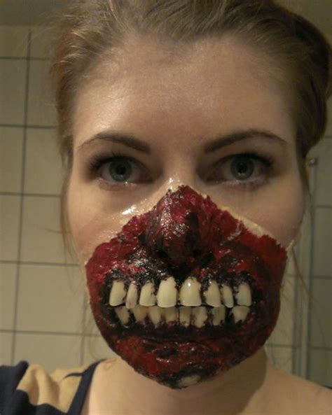 tutorial zombie latex zombies and design on pinterest