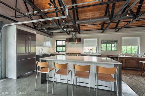 A Polished Concrete Kitchen Floor Concrete Kitchen Floor