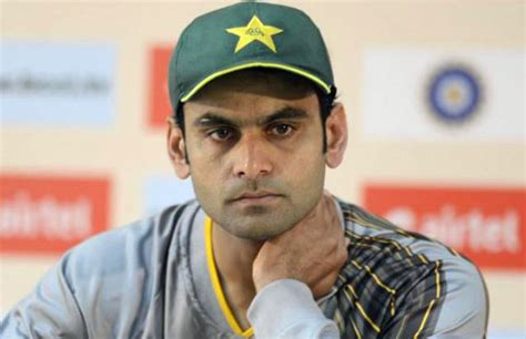 mohammad hafeez biography pakistan spinner mohammad hafeez fails second bowling test