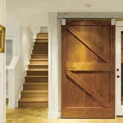 Basement Barn Doors Sliding Access Basement Bonus Rooms This House