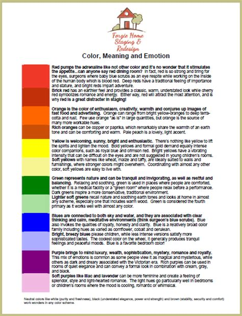 layout chart meaning brilliant 20 mood and color chart design ideas of mood