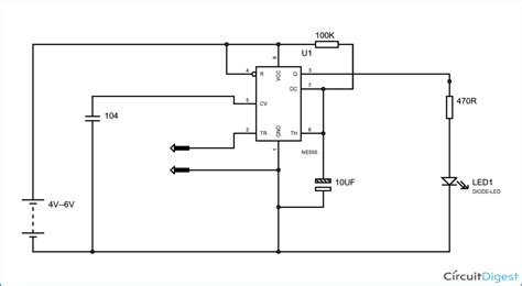 touch switch circuit diagram readingrat net