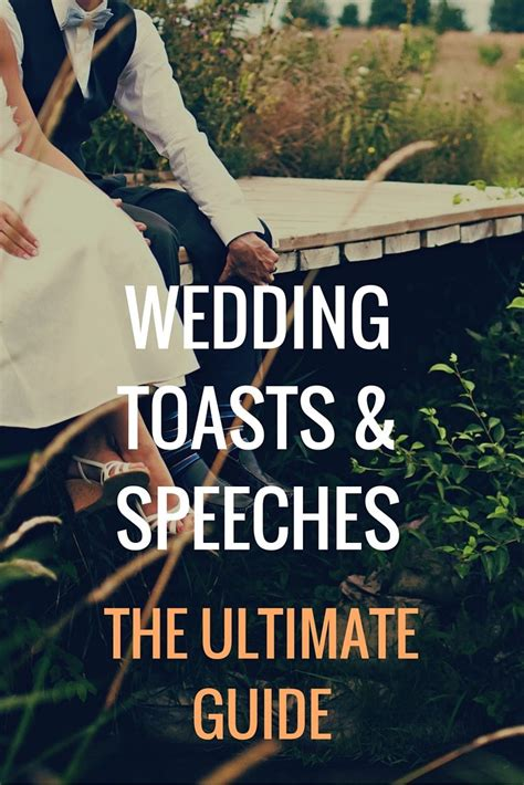 Wedding Toast by Team Wedding Ultimate Guide To Wedding Speeches Toasts