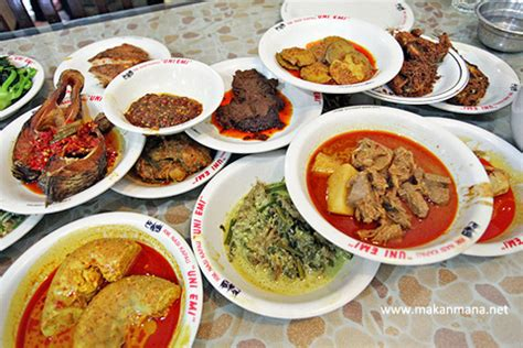 masakan khas terpopuler indonesia mancing info