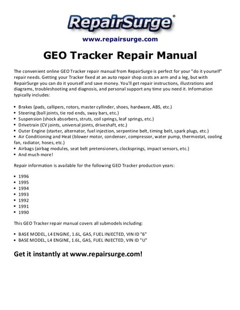 car manuals free online 1997 geo metro navigation system service manual free repair manual 1996 geo metro service manual for a 1997 geo metro 1997