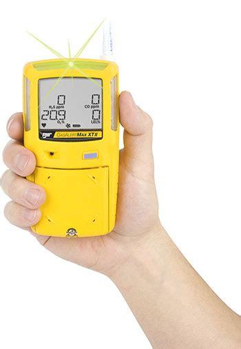 Bw Gasalertmax Xt Ii Multi Gas Detector Bw Technologies Gasalertmax Xt Ii 4 Gas Detector Lel O2