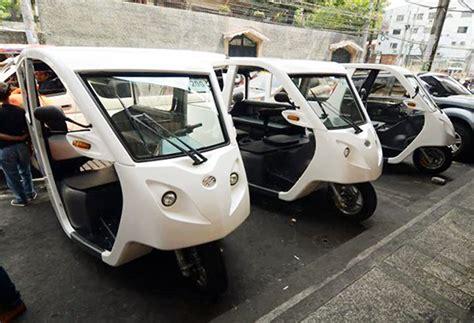 philippine pedicab manila no more trikes pedicabs month metro
