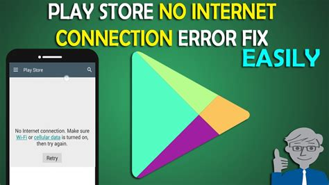 Why Play Store Is Not Connecting Play Store No Connection Error Fix Apps