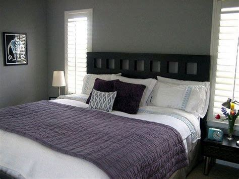 purple and grey bedroom a gallery of gorgeous gray bedrooms