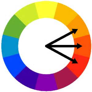 define analogous colors design color selection for message design