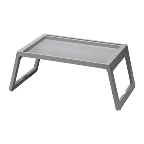 ikea bed tray klipsk bed tray grey ikea