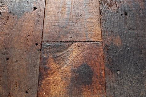 Rustic Floors Of by Rustic Planks Made Of Antique Reclaimed Oak