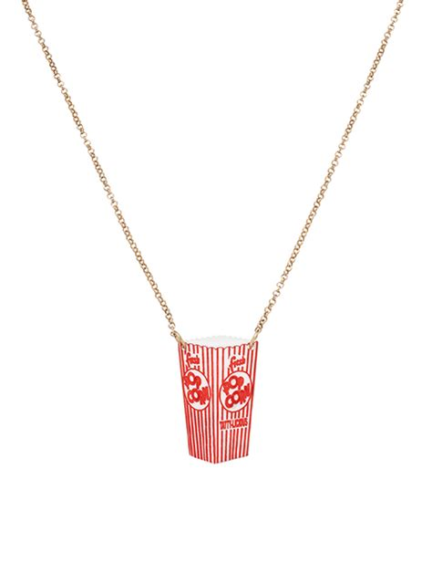 Tatty Devines Ss07 Jewellery Collection Available Now by Quot Order Up Quot New Fast Food Jewellery Is Here Tatty