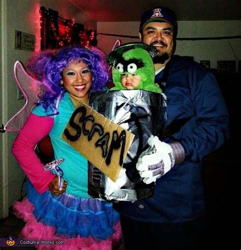sesame street family halloween costume ideas