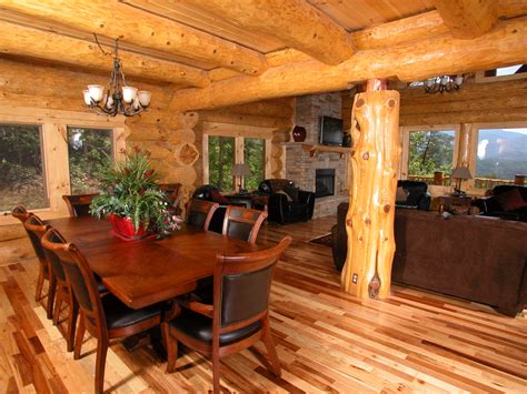 log cabin house tour decorating ideas for log cabins log home designs floor ideas homedesignq com