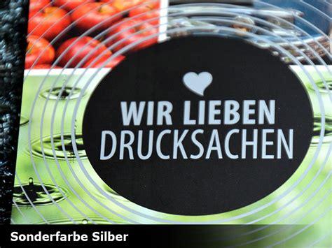 Aufkleber Sonderfarbe Gold by Flyer Mit Sonderfarbe Gold Oder Silber Drucken Schnell