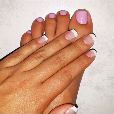 Best Pedicure by Gel Manicure And Opi Pink On My Toes Best