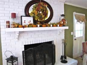 Decorating Ideas For Brick Fireplace Wall White Brick Fireplace Decorating Ideas Fireplace
