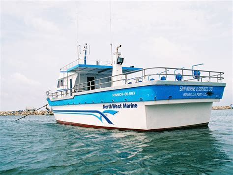 boat manufacturers in japan sam1 sam2 launch north west marine
