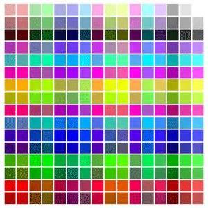 color mode บทท 5 โหมดส color mode indexed color mode