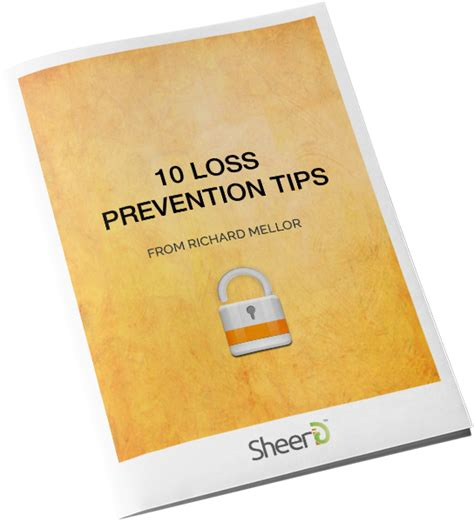 leadgen 10 loss prevention tips sheerid