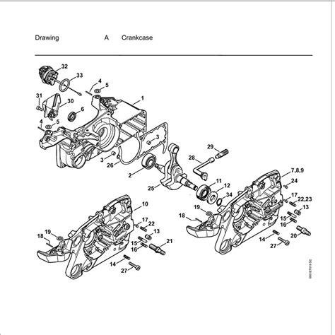 stihl chainsaw parts diagram engine diagram for 025 stihl chainsaw imageresizertool