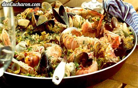 recetas de cocina paella de marisco paella de marisco c 243 mo preparar esta receta de cocina