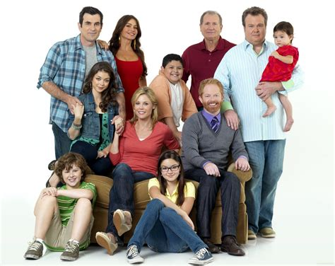 modern family life modern family tv series season 1 review
