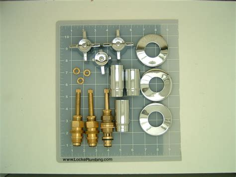 Sterling Shower Faucet Parts by Sterling 105kit Faucet Rebuild Kit Locke Plumbing