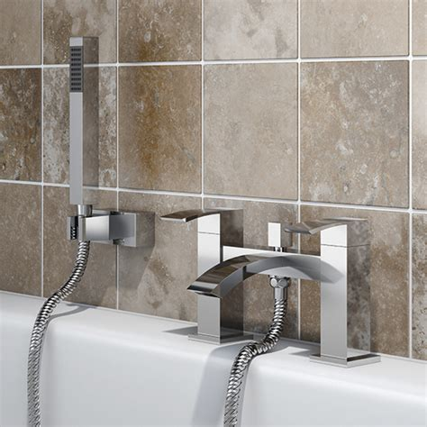 Bathroom Mixer Taps With Shower Attachment Sp Aero Bath Shower Mixer Tap Stax Trade Centres