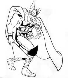 marvel heroes coloring pages barriee