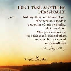 How To Find Negative Energy At Home don t take anything personally by don miguel ruiz