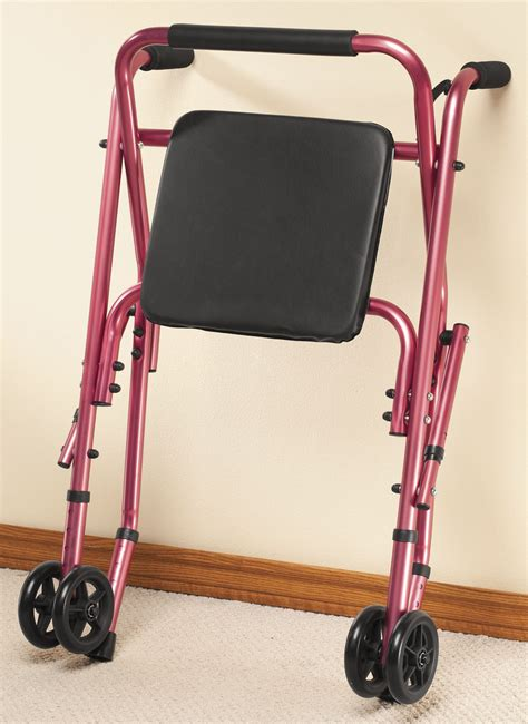 walkers with a seat walker with seat xl ebay