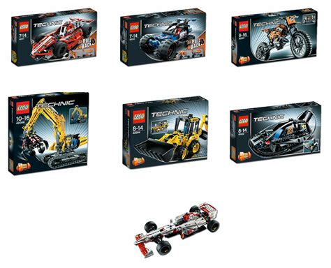 lego technic sets 2013 technic sets complete line up the lego car