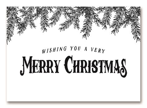 printable christmas cards in black and white merry christmas card black and white www imgkid com
