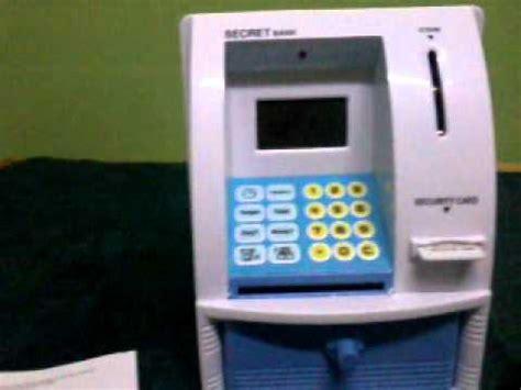 Tabung Mesin Atm mesin tabung atm kanak kanak