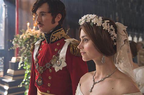 queen victoria original film jenna coleman plays newlywed queen victoria in this week s