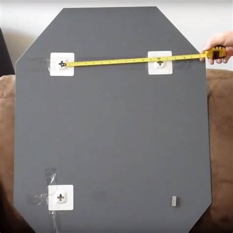 how to hang a heavy picture frame without nails how to hang heavy mirrors