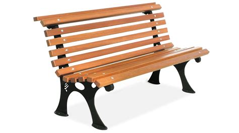 street furniture bench bench for urban furniture with planks of pine wood model