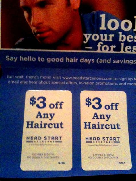 haircut coupons birmingham al get coupons with haircut reminders from head start salons