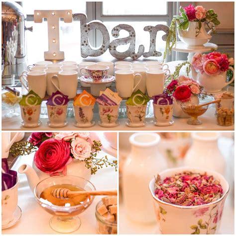 garden tea baby shower ideas garden tea bridal wedding shower ideas