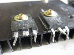 transistor 2n3055 heatsink transistor 2n3055 heatsink 28 images mounting a transistor 2n3055 to heatsink mounting a