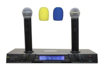 Mic Martin Roland Oryginal uhf700 wireless microphone system