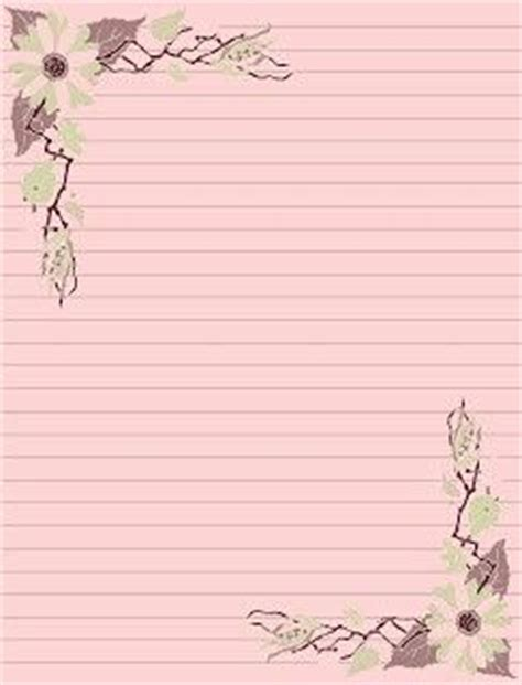 printable decorative stationery 364 best stationary paper journaling page writing free