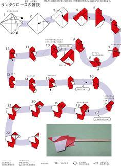 Origami Santa Clause - 1000 images about origami paper folding on